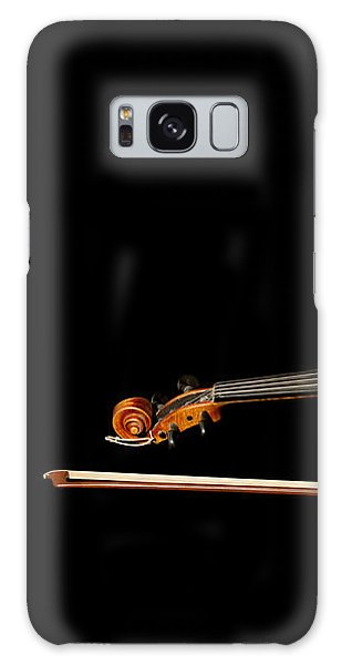 My Old Fiddle And Bow Galaxy Case