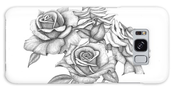 My Roses Galaxy Case