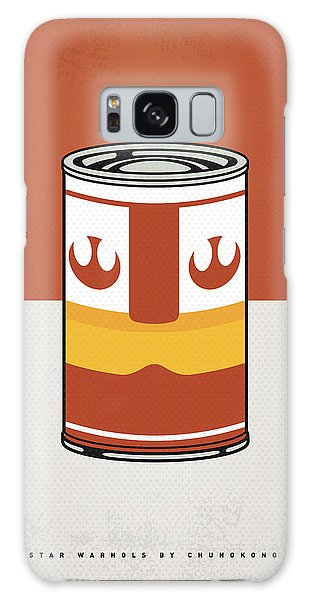 Symbolism Galaxy Case - My Star Warhols Luke Skywalker Minimal Can Poster by Chungkong Art
