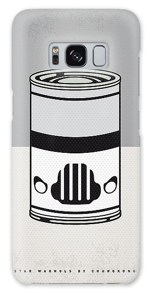 Symbolism Galaxy Case - My Star Warhols Stormtrooper Minimal Can Poster by Chungkong Art