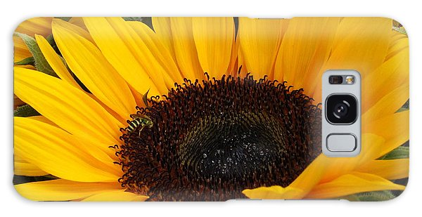 My Sunshine Galaxy Case by Dora Sofia Caputo Photographic Art and Design