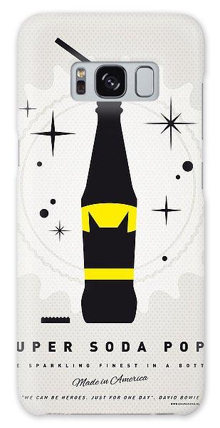 Superhero Galaxy Case - My Super Soda Pops No-07 by Chungkong Art