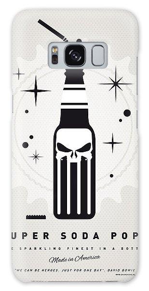 Superhero Galaxy Case - My Super Soda Pops No-15 by Chungkong Art