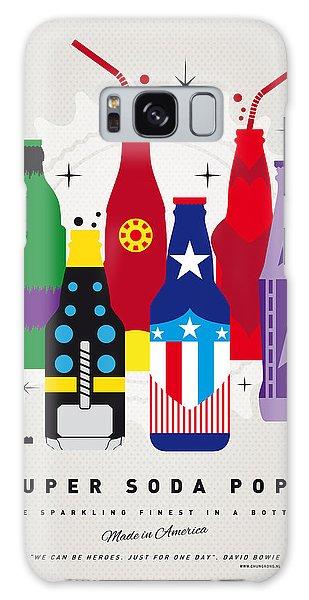 Superhero Galaxy Case - My Super Soda Pops No-27 by Chungkong Art