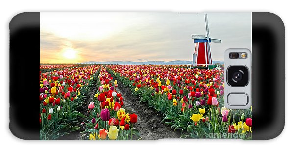 My Touch Of Holland 2 Galaxy Case by Nick  Boren