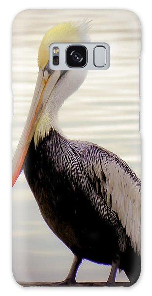 Pelican Galaxy Case - My Visitor by Karen Wiles