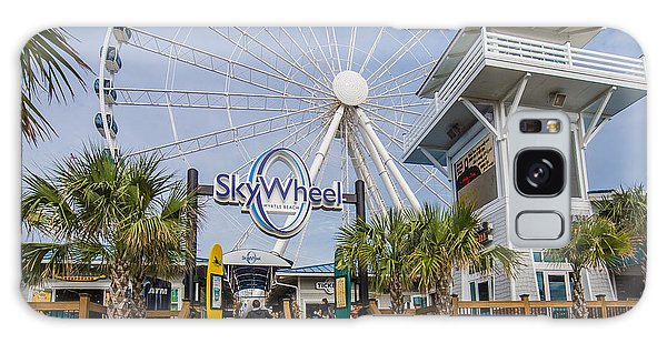 Myrtle Beach Skywheel 2 Galaxy Case