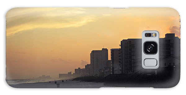 Myrtle Beach Sunset Galaxy Case