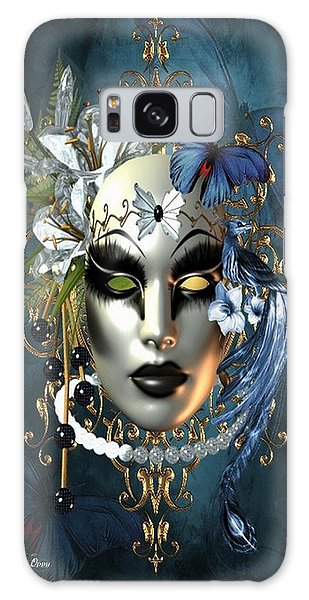 Mysteries Of The Mask 1 Galaxy Case