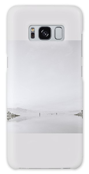 Still Waters Galaxy Case by Shaun Higson