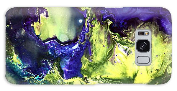 Mysterious Way Bright Abstract Painted By Nature Galaxy Case