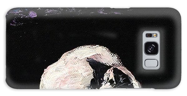 Mystic Cat Nap  Galaxy Case