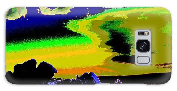 Mystic Desert Galaxy Case