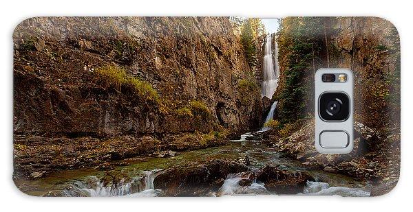 Fairy Pools Galaxy Case - Mystic Falls II by Steven Reed