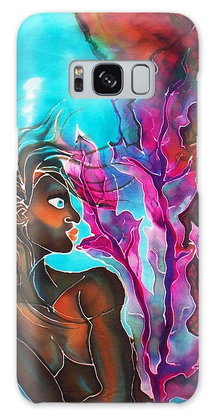 Mystic Mermaid Galaxy Case