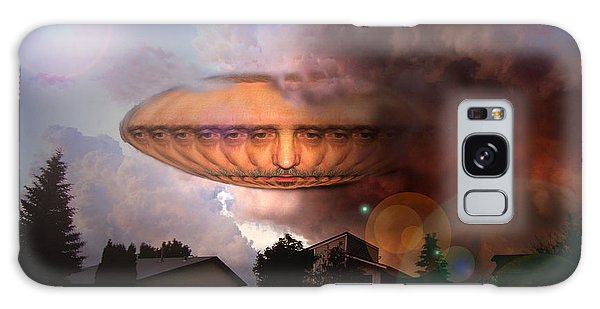 Mystic Ufo Galaxy Case