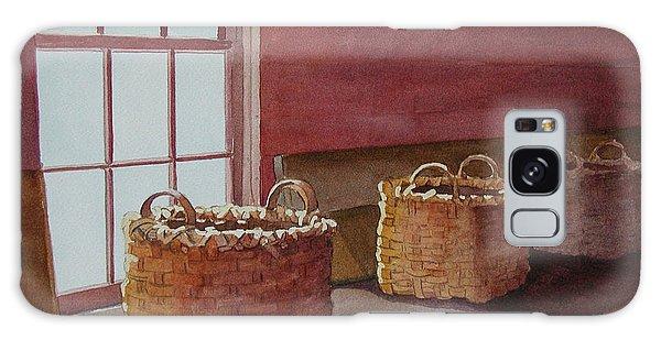 Mystical Baskets Galaxy Case by Judy Mercer