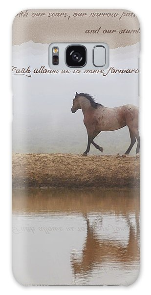 Mystical Beauty Inspirational Galaxy Case