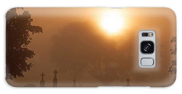 Mystical Fog Galaxy Case