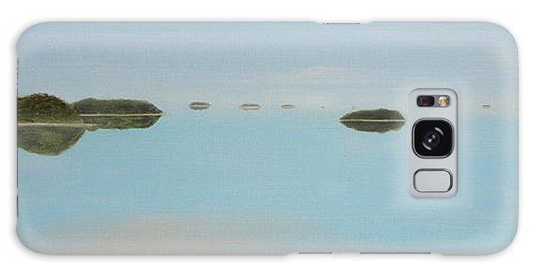 Mystical Islands Galaxy Case by Tim Mullaney