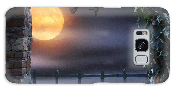 Mystical Moon Galaxy Case