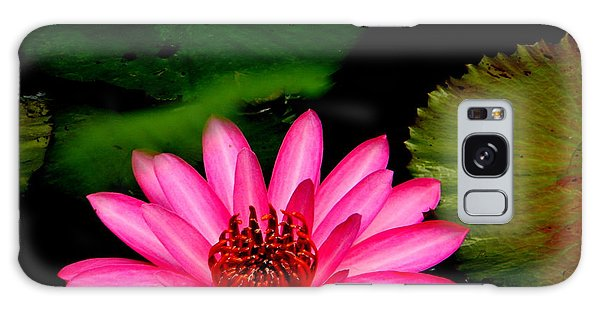 Mystical Water Lilly Galaxy Case