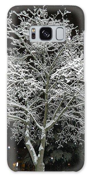 Mystical Winter Beauty Galaxy Case