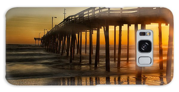Nags Head Fishing Pier Galaxy Case