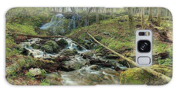 Naked Creek Falls Galaxy Case