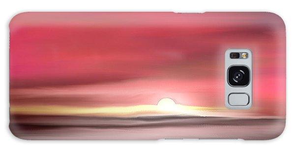 Namaste Galaxy Case by Yul Olaivar