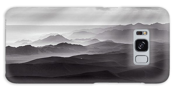Layers Galaxy Case - Namib Desert By Air by Richard Guijt