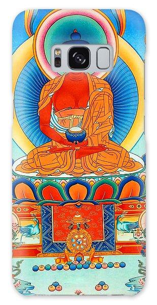 Namo Amitabha Buddha 35 Galaxy Case