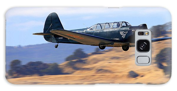 Galaxy Case featuring the photograph Nanchang China Cj-5 Fly-by N4366s by John King