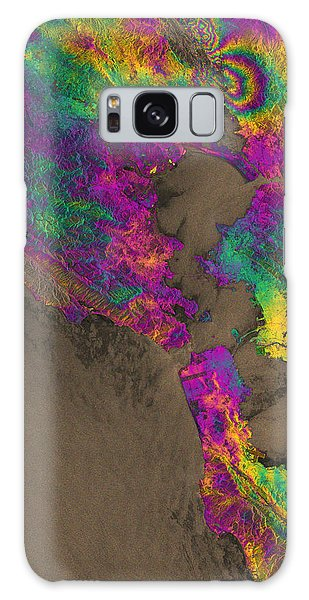 Napa Valley Earthquake, 2014 Galaxy Case by Science Source
