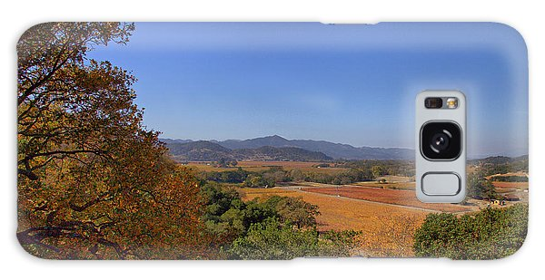 Napa Valley In The Fall Galaxy Case