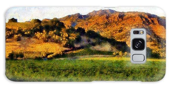 Napa Valley Galaxy Case by Kaylee Mason