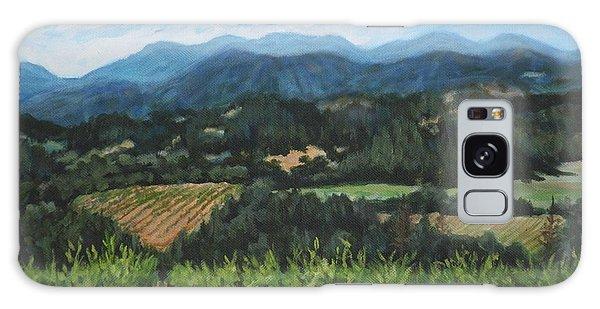 Napa Valley Vineyard Galaxy Case