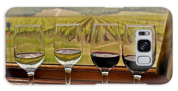 Napa Valley Wine Train Delights Galaxy Case