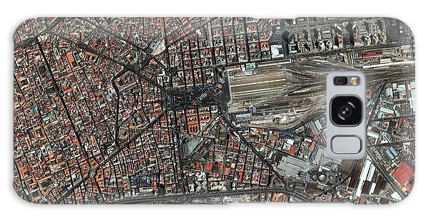 Town Square Galaxy Case - Naples by Geoeye/science Photo Library