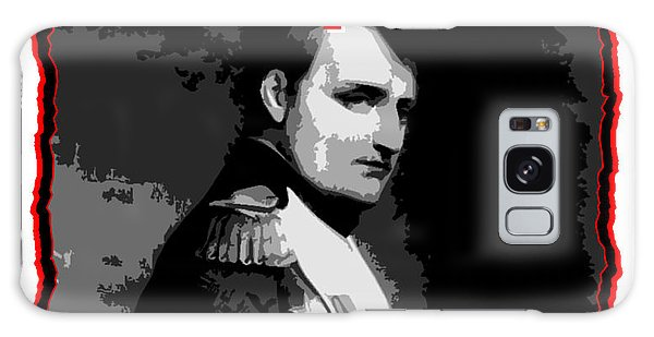 Napoleon Bonaparte Men Will Die For Ribbons Galaxy Case