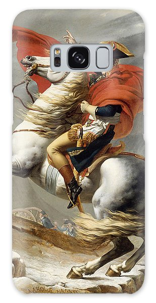 Napoleon Bonaparte On Horseback Galaxy Case by War Is Hell Store