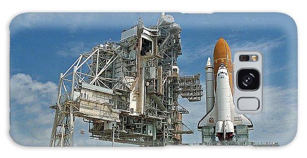 Nasa Discovery Pre-launch Galaxy Case
