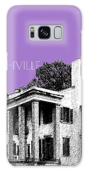 Nashville Skyline Belle Meade Plantation - Violet Galaxy Case by DB Artist