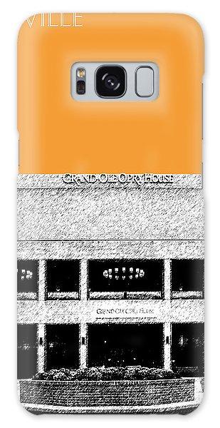 Nashville Skyline Grand Ole Opry - Orange Galaxy Case