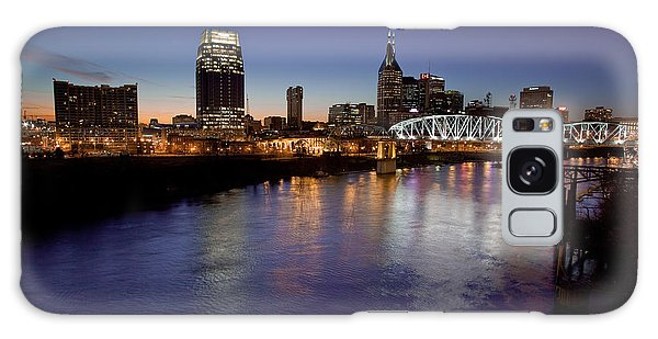 Nashville's River Galaxy Case