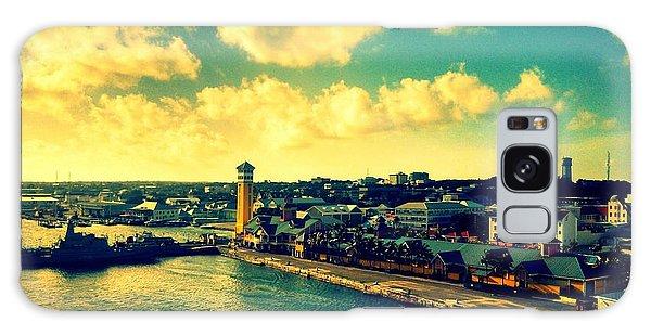 Nassau The Bahamas Galaxy Case by Paulo Guimaraes
