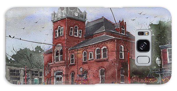 Natchitoches Parish Courthouse Galaxy Case by Tim Oliver