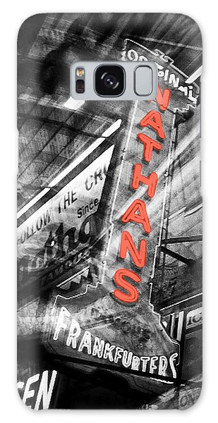 Nathan's Famous Galaxy Case