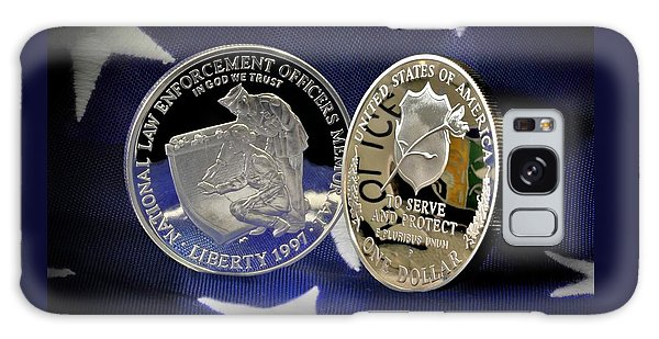 Tactical Galaxy Case - National Law Enforcement Memorial Mint by Gary Yost