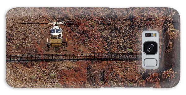 National Park Helicopter Galaxy Case